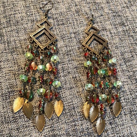 Epic Vintage Dangling Earrings